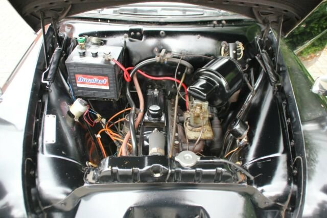 Opel Olympia Rekord, 1956, 7.900,- Euro For Sale (picture 4 of 6)