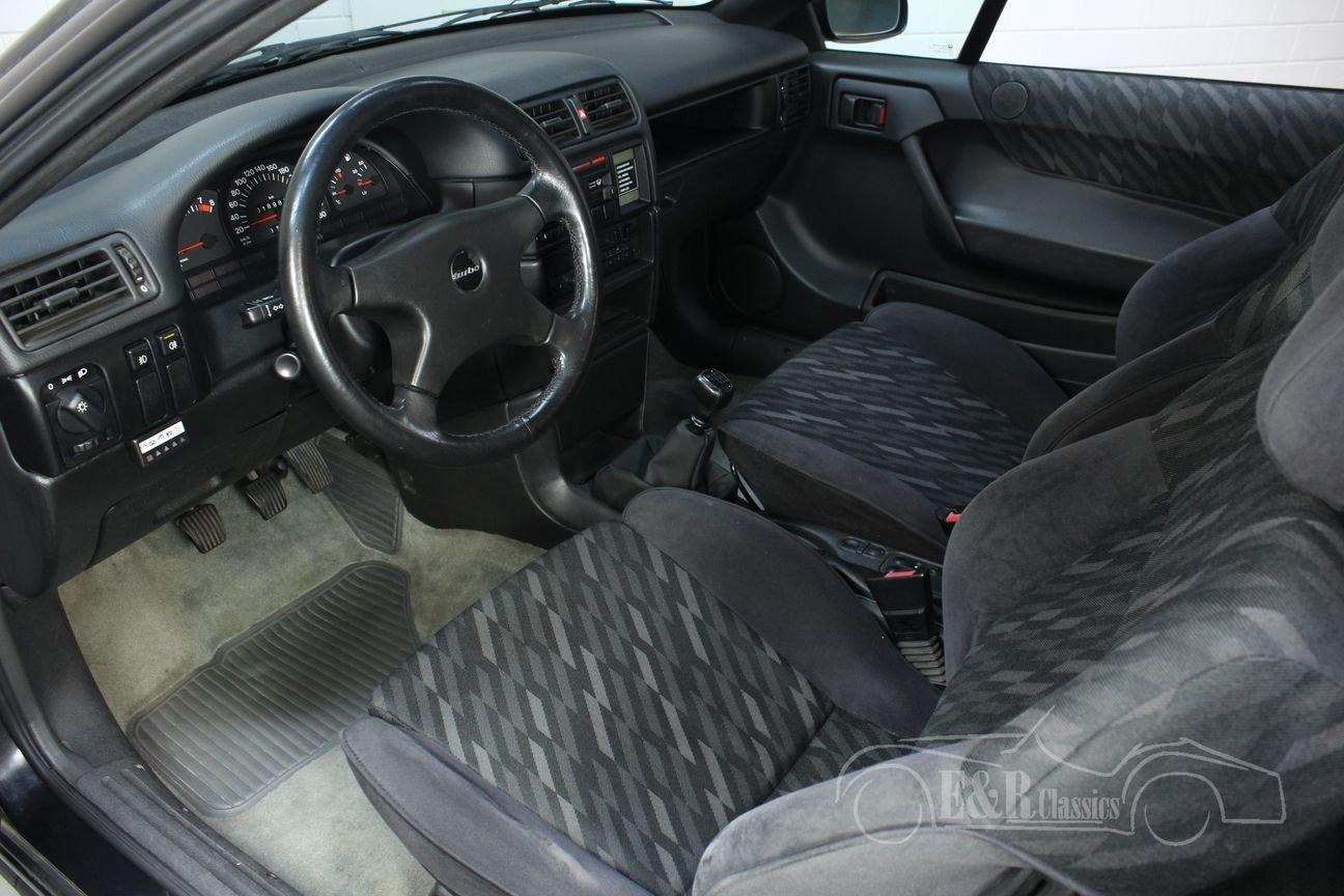 Opel Calibra 2.0 16V Turbo 4x4 1992 18.983 km Unique For Sale (picture 3 of 6)