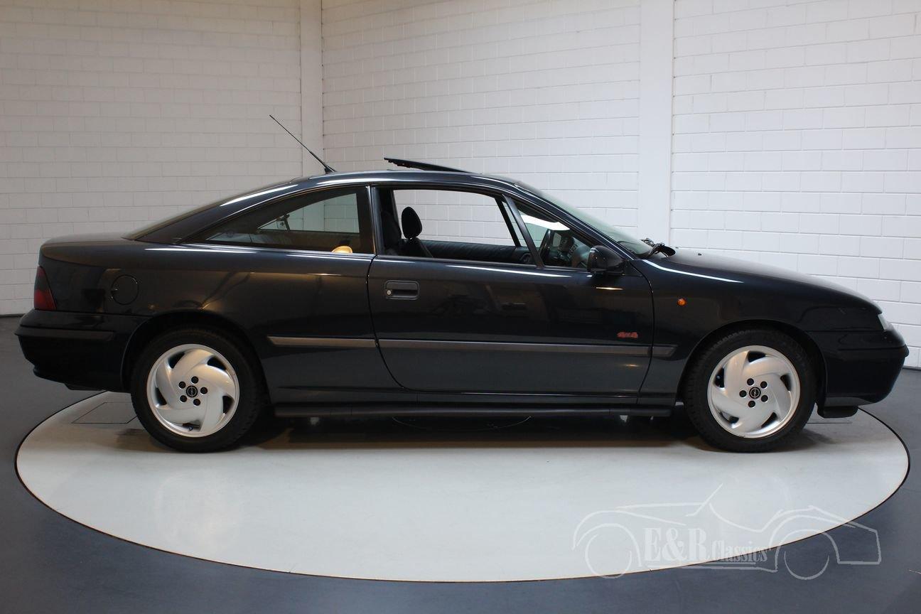 Opel Calibra 2.0 16V Turbo 4x4 1992 18.983 km Unique For Sale (picture 4 of 6)
