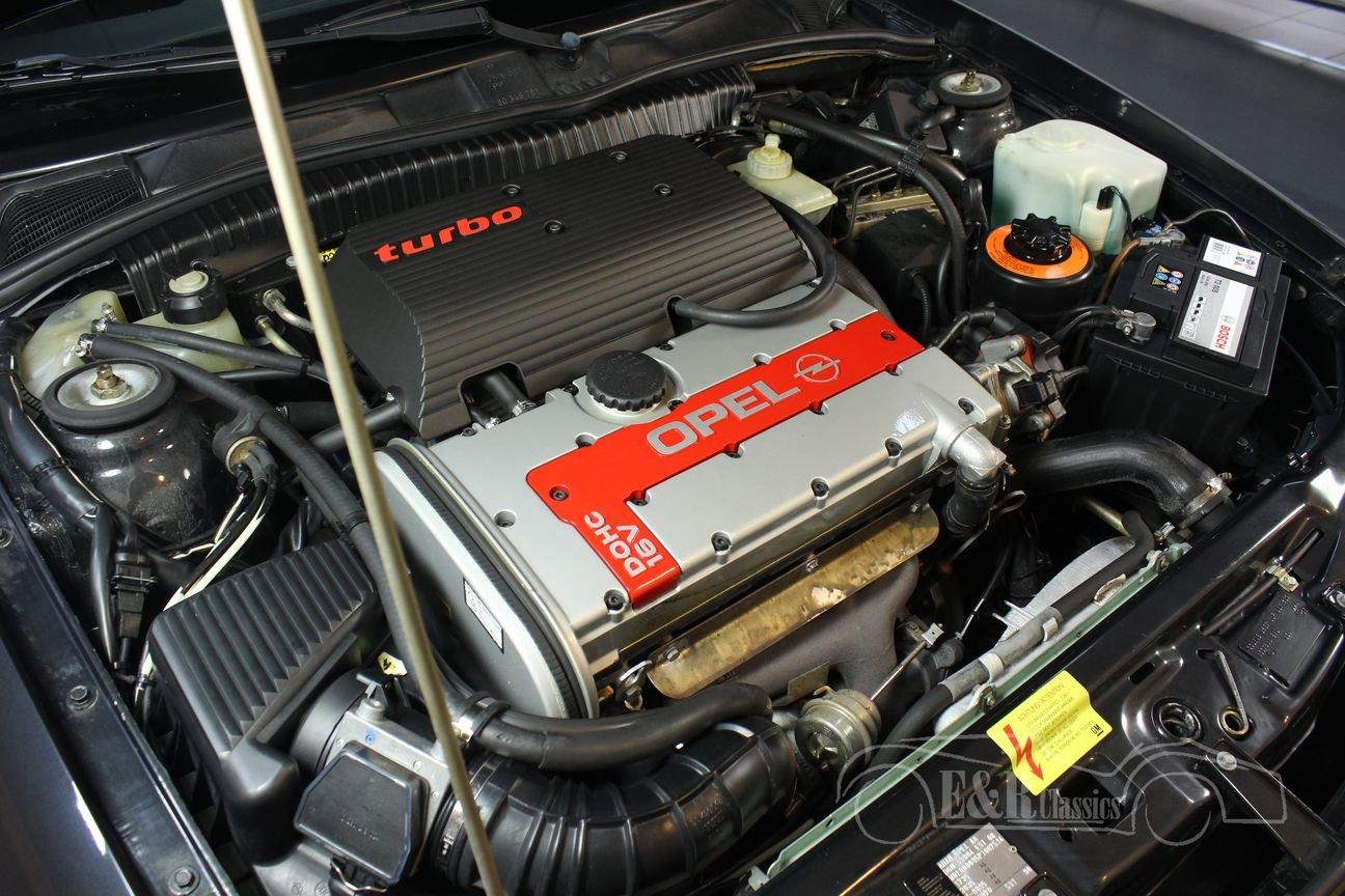 Opel Calibra 2.0 16V Turbo 4x4 1992 18.983 km Unique For Sale (picture 5 of 6)