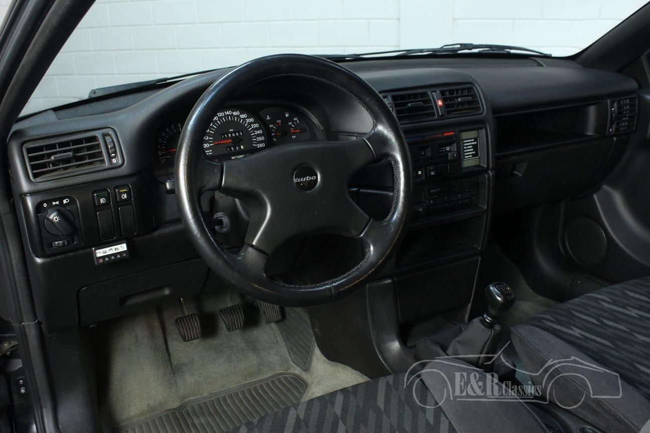 Opel Calibra 2.0 16V Turbo 4x4 1992 18.983 km Unique For Sale (picture 6 of 6)