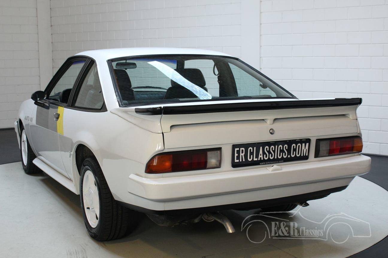 Opel Manta 2.0 GSI 1988 54.319 km Unique For Sale (picture 5 of 6)