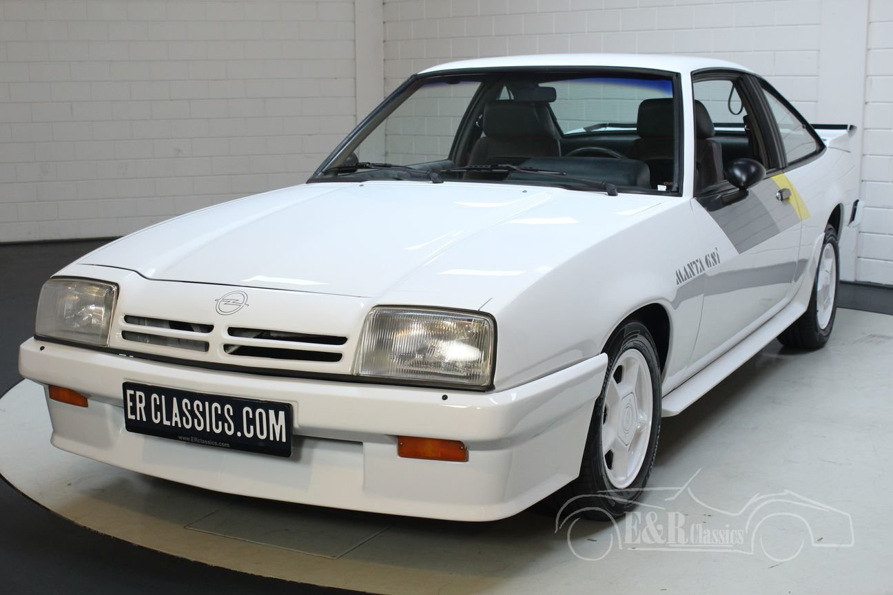 Opel Manta 2.0 GSI 1988 54.319 km Unique For Sale (picture 6 of 6)