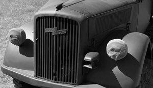 """fully restored Opel """"Maultier"""" Halbkette"""