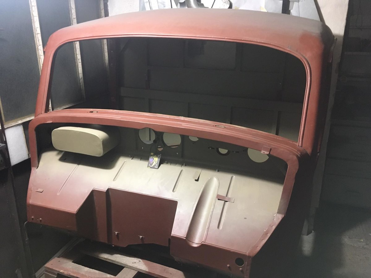 "1944 fully restored Opel ""Maultier"" Halbkette For Sale (picture 5 of 6)"