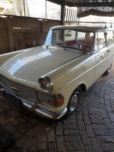 Picture of 1962 Opel Olympia Station Wagon