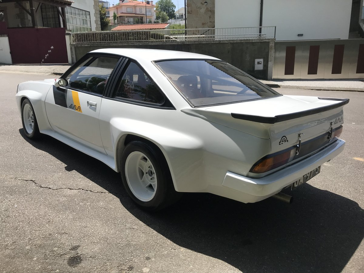 1980 Opel Manta 400 B2 For Sale (picture 4 of 6)