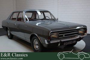 1967 Opel Rekord C 1900 Sedan  Very nice condition