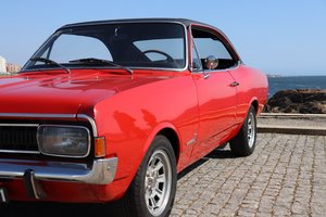Opel Commodore GS Coupe A - Heritage Certificate