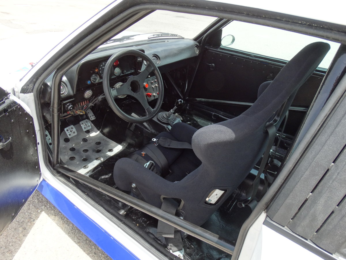 1982 Opel Manta i200 Group B track car For Sale (picture 6 of 6)