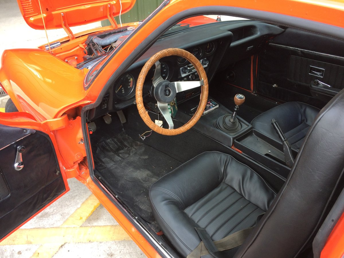 1972 Opel GT 1900 For Sale (picture 6 of 6)