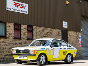 Picture of 1979  Opel Kadett GT/E Classic Rally Car