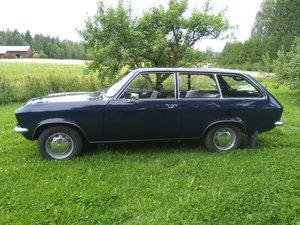 Picture of 1973 Opel Ascona A Voyage Station Wagon For Sale