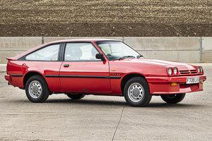 1989 Opel Manta GT Exclusive