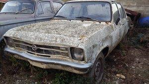 1973 Opel Ascona A 1.2 SR