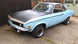 1973 Opel Manta Rallye