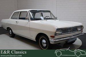 1965 Opel Rekord 2-door coach coupé 1966 time capsule For Sale