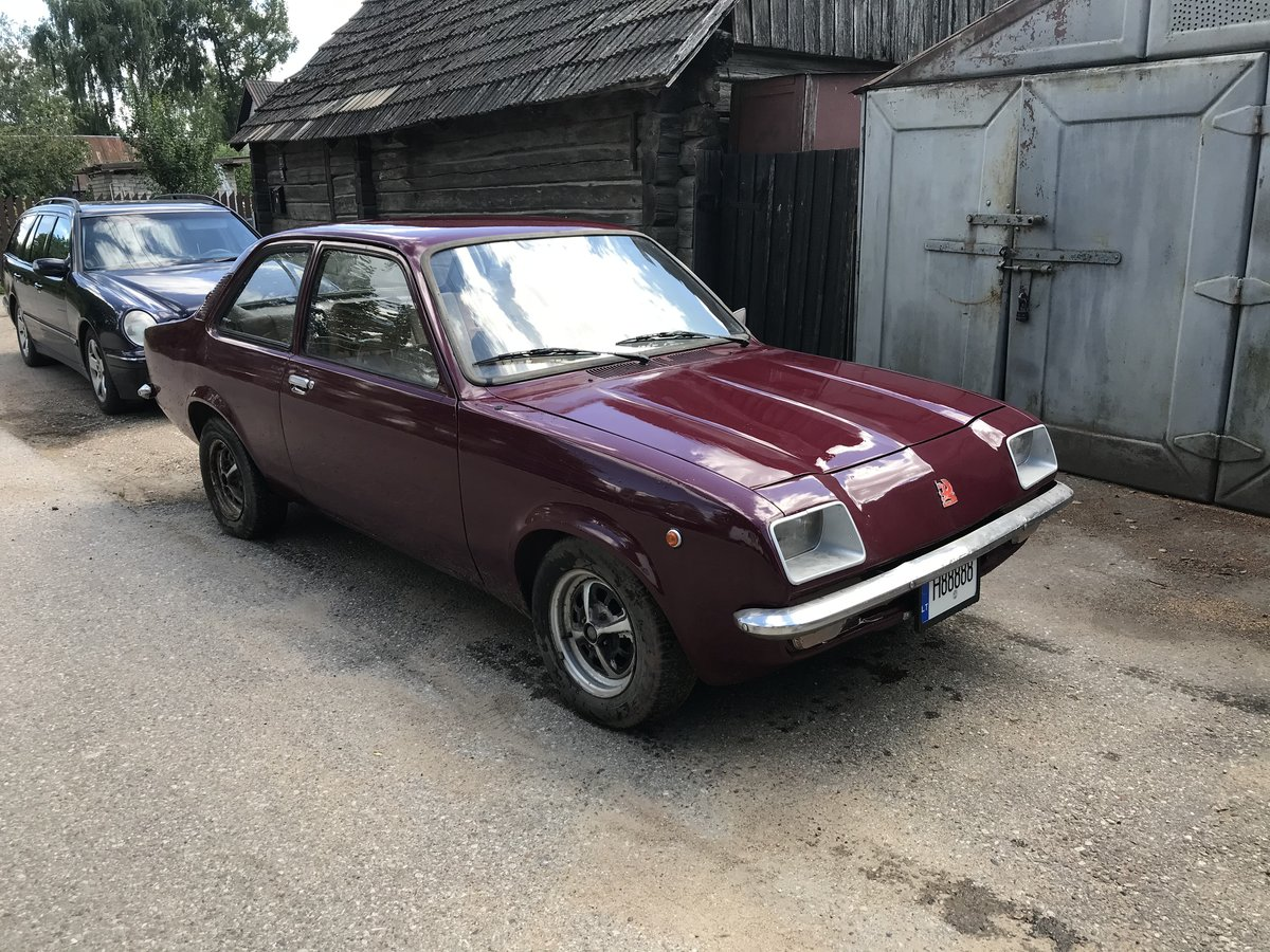 1976 Opel kadett vauxhall chevette L  For Sale (picture 2 of 6)