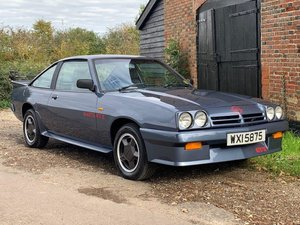 Picture of 1988  Opel Manta GTE Exclusive Coupe at ACA 7th November