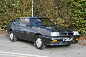 Picture of 1983 Opel Manta Berlina 1.8S For Sale by Auction