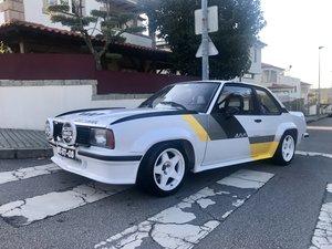 Ascona 400 Rally- Car