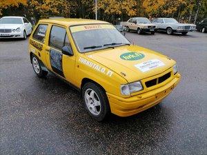 Opel Corsa GSi Historic Rally Car