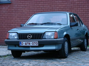 Picture of 1986 Opel Ascona C 1600S