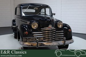 Picture of Opel Olympia 1950 Very rare model