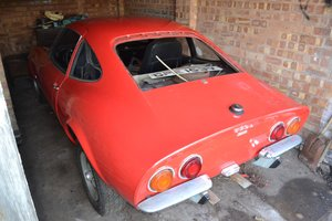 Picture of 1970  Opel GT 1900