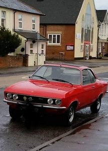 Picture of 1973 very nice original Manta A