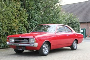 Picture of Opel Commodore Coupe, 1968 SOLD