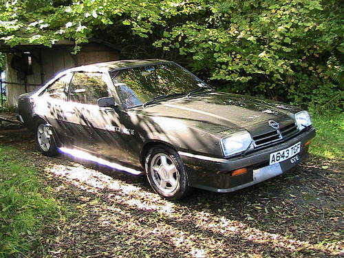 1983 Opel Manta GT/E Coupe SOLD | Car And Classic