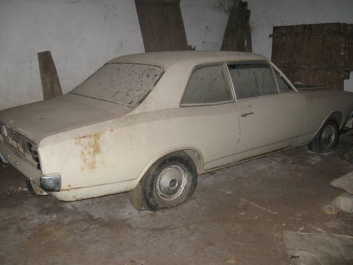 1969 OPEL REKORD 1.7 3P For Sale (picture 1 of 2)