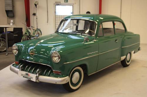 1953 Opel Olympia Rekord – first model year SOLD (picture 2 of 6)