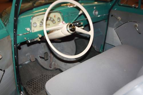 1953 Opel Olympia Rekord – first model year SOLD (picture 4 of 6)
