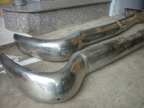 Opel P25 Stainless Steel Bumper For Sale (picture 3 of 4)