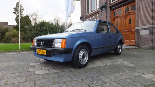 1981 Opel Kadett 1.2n Unique condition 21940km!!! For Sale (picture 1 of 6)