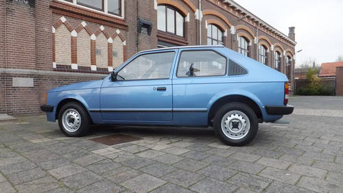 1981 Opel Kadett 1.2n Unique condition 21940km!!! For Sale (picture 2 of 6)
