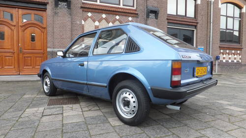 1981 Opel Kadett 1.2n Unique condition 21940km!!! For Sale (picture 3 of 6)