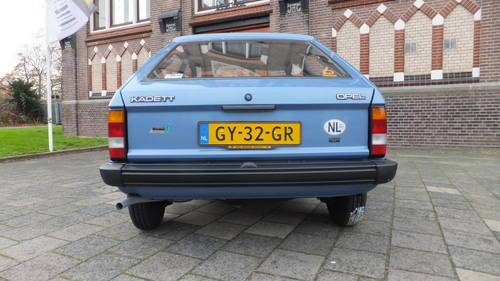 1981 Opel Kadett 1.2n Unique condition 21940km!!! For Sale (picture 4 of 6)
