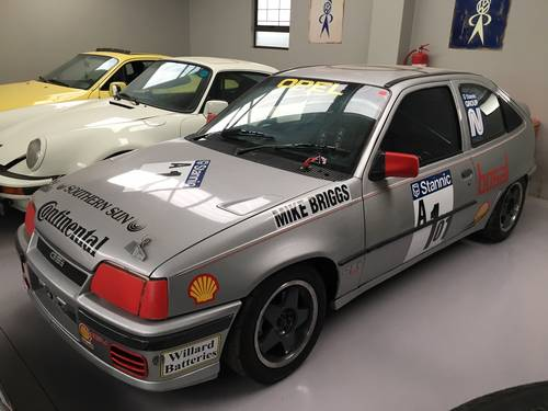 1990 Ex-works Championship winning car For Sale (picture 1 of 6)