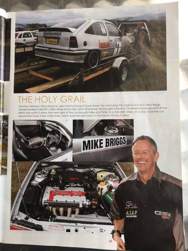 1990 Ex-works Championship winning car For Sale (picture 6 of 6)