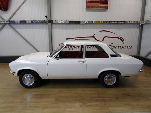 1973 Opel Ascona A 1.2S First owner and only 30.000km For Sale (picture 2 of 6)