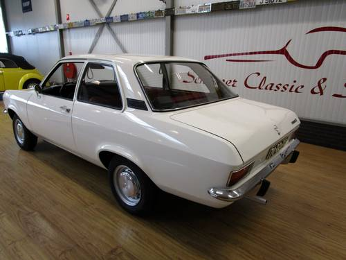 1973 Opel Ascona A 1.2S First owner and only 30.000km For Sale (picture 3 of 6)