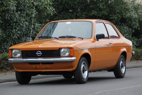 Opel Kadett C 1,2 S Automatik, 1979 SOLD (picture 1 of 6)
