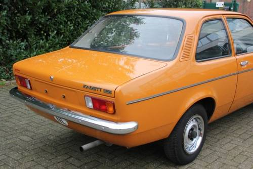 Opel Kadett C 1,2 S Automatik, 1979 SOLD (picture 6 of 6)
