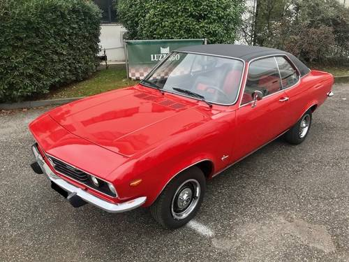 1973 Opel - Manta 1200 S LUXURY SOLD (picture 1 of 6)