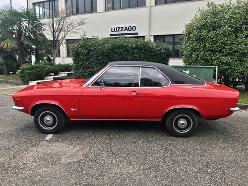 1973 Opel - Manta 1200 S LUXURY SOLD (picture 2 of 6)