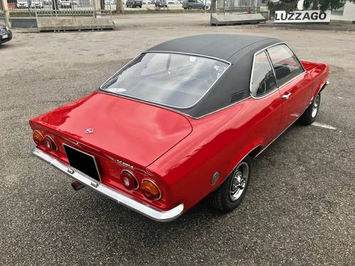 1973 Opel - Manta 1200 S LUXURY SOLD (picture 3 of 6)