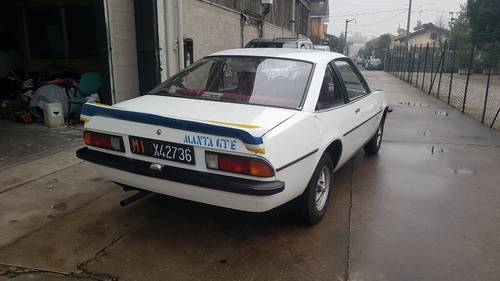 1976 conserved opel manta For Sale (picture 2 of 6)